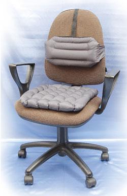Набор ортопедических подушек уютный офис