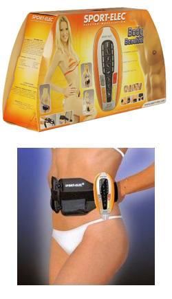 Электронный массажер-миостимулятор двухканальный Sport-Elec Body Beautiful