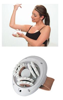 Электромассажный прибор от целлюлита для всего тела