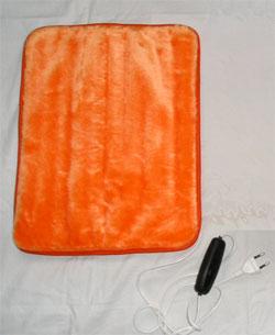 Электро-коврик для ног с плавным переключателем
