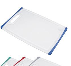 Доска разделочная Cosmo 30х20 см антибактериальная пластмассовая