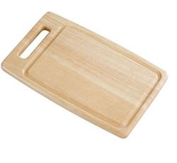 Доска разделочная деревянная WOODY 26x16 см