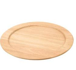 Поднос сервировочный / тарелка диаметр 25 см