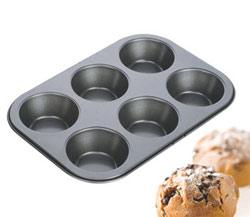 Форма для выпечки для домашних пышек N6