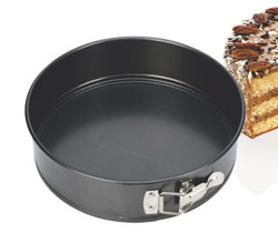 Форма для выпечки для торта Делисия раскладная d=22см