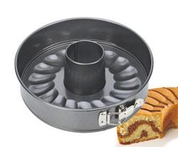 Формочка для выпечки для домашнего кекса Delicia раскладная 20 см