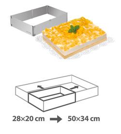 Форма для запекания тортов