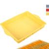 Форма силиконовый лист для выпечки глубокий, 30х24 см