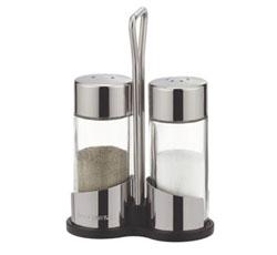 Набор соль и перец CLUB с подставкой