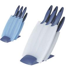 Набор ножей с блоком PRESTO, 7 ножей