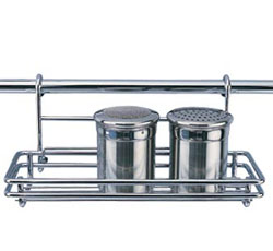 Кухонная полка 26х10 см подвесная