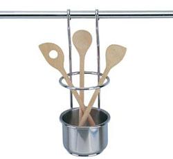 Подставка для кухонных принадлежностей подвесная