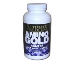 Ультимейт Нутришн Amino Gold 1000 аминокислоты 250 табл.