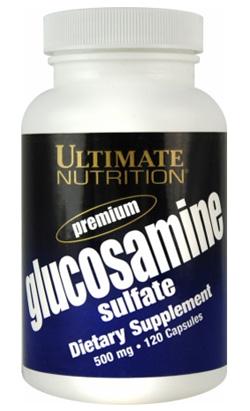 Глюкозамин 500 мг Альтимейт Нутришн 120 капс.