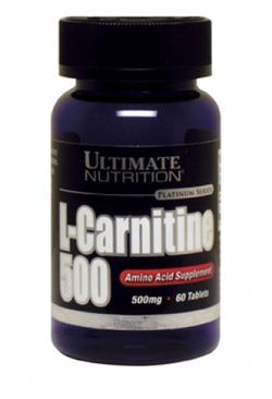 LCarnitine 500 мг 60