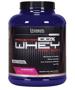 Протеин Ультимейт Нутришн Prostar Whey 2270 гр
