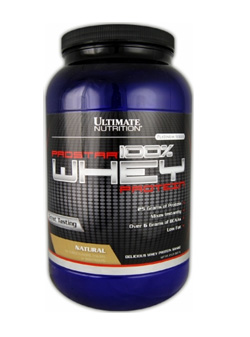 Протеин Ultimate Nutrition WheyProStar 455 гр