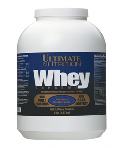 Белок Supreme Whey 2270 гр