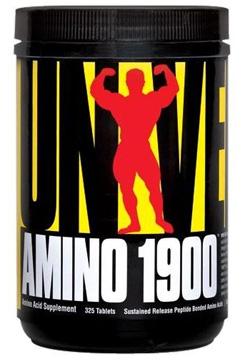 Amino 1900 UniversalNutrition 325 таб.