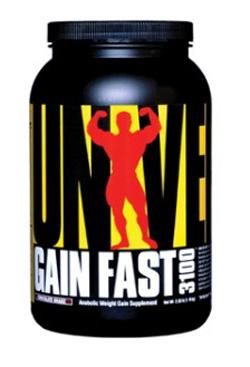 Напиток для набора веса GainFast UniversalNutrition 1158 гр.