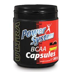 Аминокислоты BCAA Power System