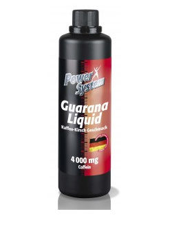 Кофеин-гуарана Guarana Liquid 500ml WPT