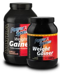 Добавка для набора веса Weight Gainer Power System