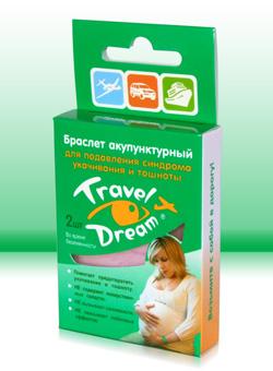 Браслет от укачивания в самолете Трэвел Дрим для беременных N2
