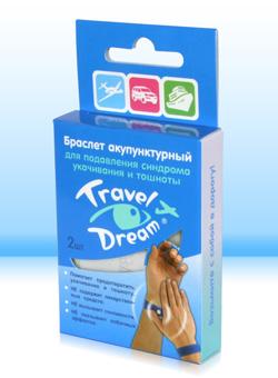 Акупунктурный браслет Travel Dream от укачивания N2